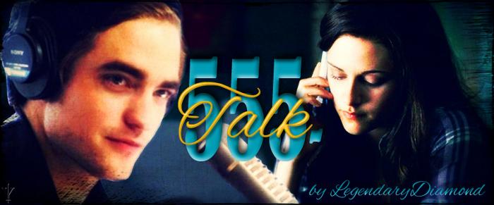 555-Talk banner by ysar